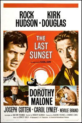 Az utolsó napnyugta (1961) online film