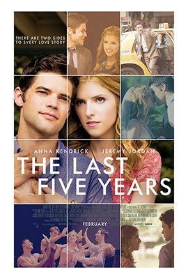 Az utolsó öt év (2014) online film