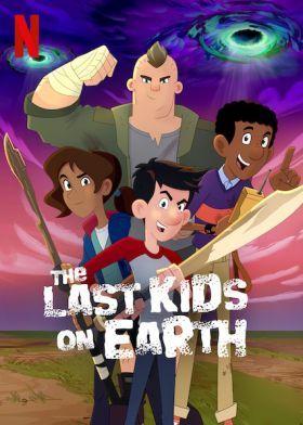 Az utolsó srácok a Földön 3. évad (2020) online sorozat
