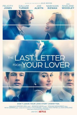 Az utolsó szerelmes levél (2021) online film