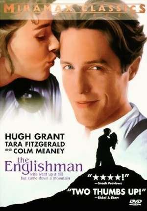 Az angol, aki dombra ment fel és hegyről jött le (1995) online film