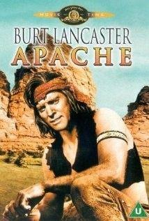 Az apacs harcos (1954) online film