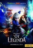 Az öt legenda (2012) online film