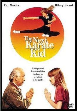 Az új karate kölyök (1994) online film