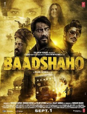 Baadshaho (2017) online film