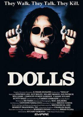 Babák (Dolls) (1987) online film