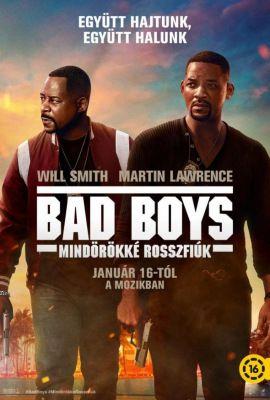Bad Boys: Mindörökké rosszfiúk (2020) online film