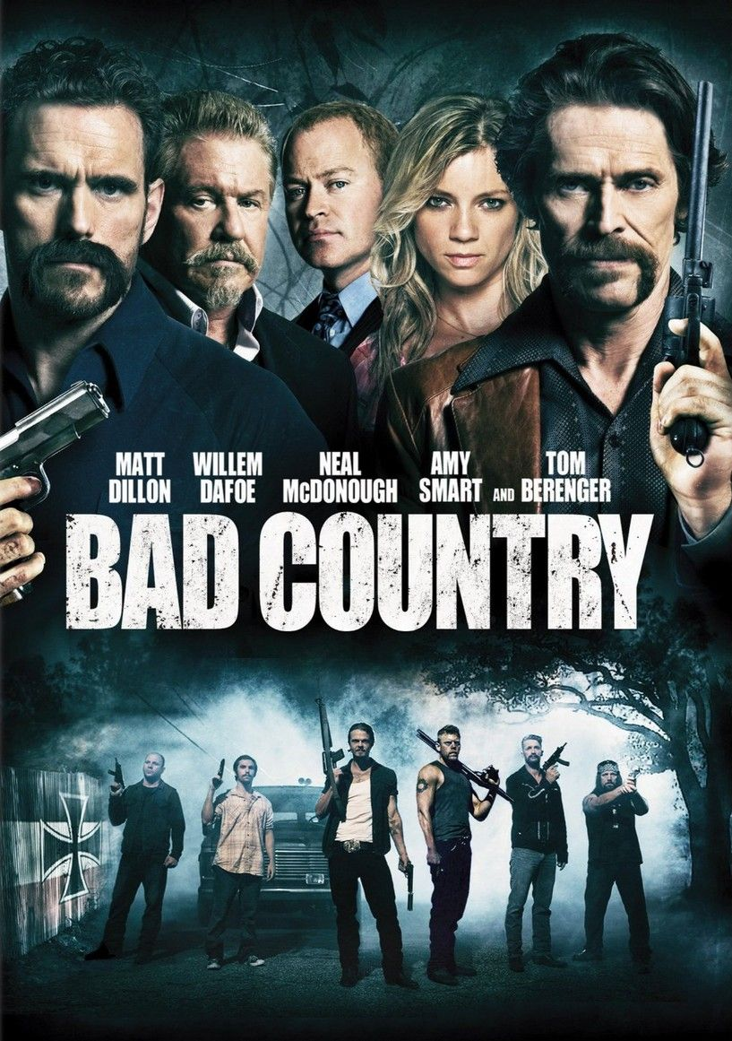 Bad Country (2014) online film