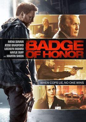 Badge of Honor - A becsület ára (2015) online film