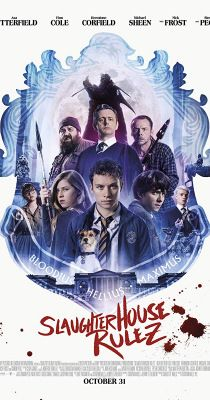 Mészárszék rulez (2018) online film
