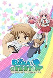 Baka to Test to Shoukanjuu 1. évad (2010) online sorozat