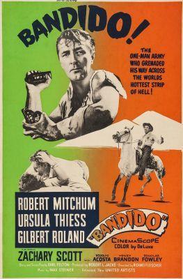 Bandido! (1956) online film