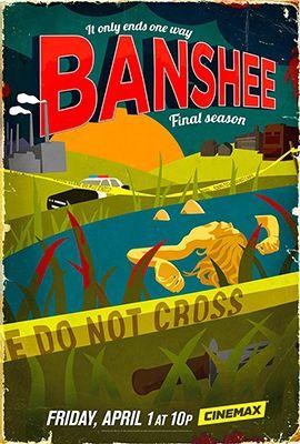 Banshee 4. �vad (2016) online sorozat