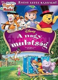 Barátaim, tigris és mackó: A nagy mulatság (2008) online film