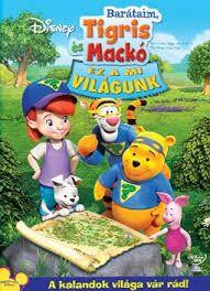Barátaim, Tigris és mackó: Ez a mi világunk (2009) online film