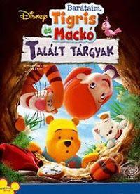 Barátaim, Tigris és Mackó: Talált tárgyak (2009) online film