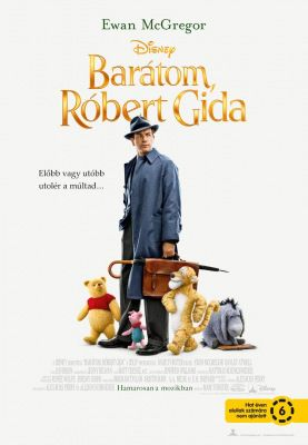 Barátom, Róbert Gida (2018) online film