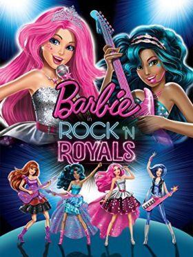 Barbie, a rocksztár hercegnő (2015) online film