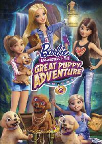 Barbie és húgai: A kutyusos kaland (2015) online film