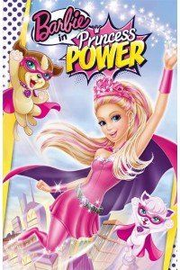 Barbie: Szuperhős hercegnő (2015) online film