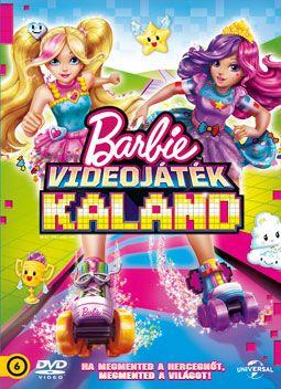 Barbie: Videojáték kaland (2017) online film