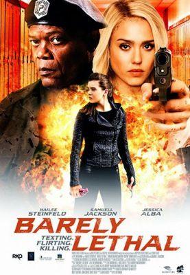 Különösen veszélyes (Barely Lethal) (2015) online film
