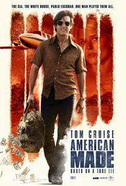Barry Seal: A beszállító (2017) online film