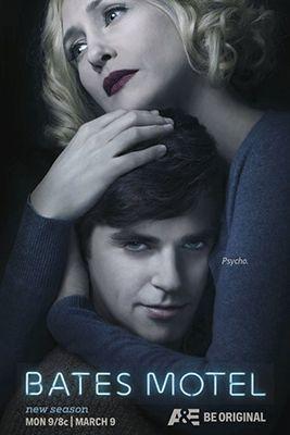 Bates Motel - Psycho a kezdetektől: 3. évad (2015) online sorozat