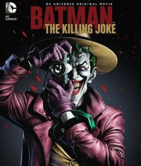 Batman: A Gyilkos Tréfa (2016) online film