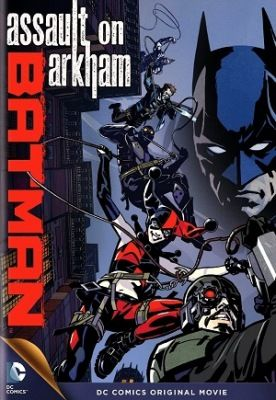 Batman: Assault on Arkham (2014) online film