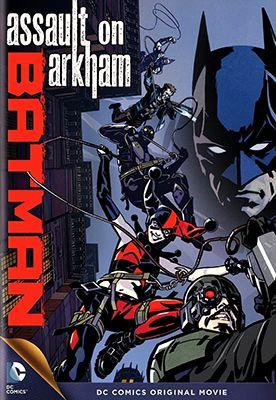Batman: Az Arkham ostroma (2014) online film