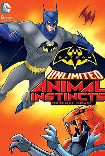 Batman határtalanul: Féktelen ösztönök (2015) online film