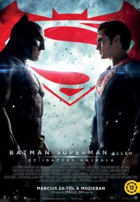Batman Superman ellen - Az igazság hajnala (2016) online film