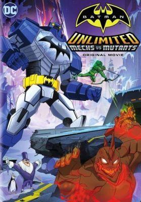 Batman Unlimited: Mechs vs. Mutants (2016) online film