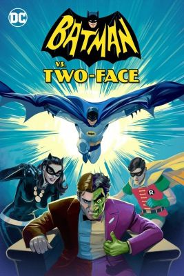 Batman vs. Two-Face (2017) online film