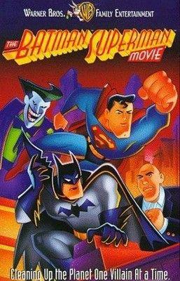 Batman �s Superman - A film (1998)