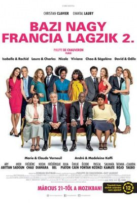 Bazi nagy francia lagzik 2. (2019) online film