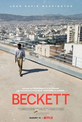 Beckett (2021) online film