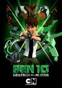 Ben 10: Le az űrlényekkel (2012) online film