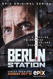 Berlini küldetés 1. évad (2016) online sorozat