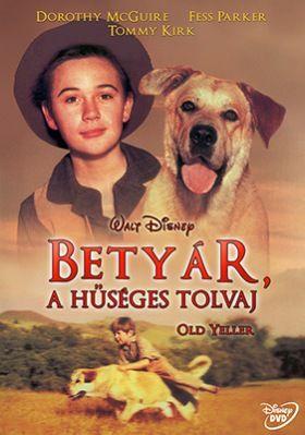 Bety�r, a h�s�ges tolvaj (1957) online film