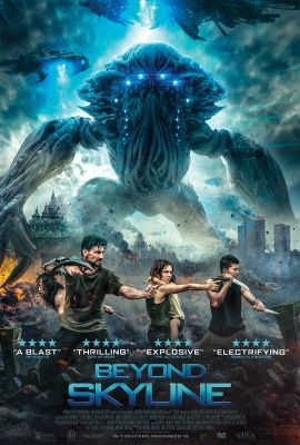 Beyond Skyline (2017) online film