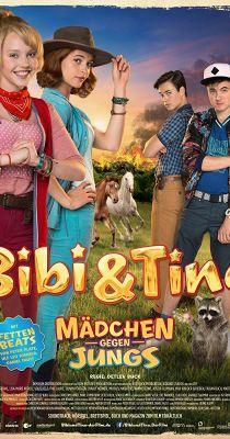 Bibi és Tina III Lányok A Fiúk Ellen (2016) online film
