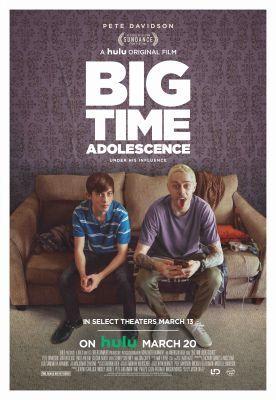 Big Time Adolescence (2019) online film