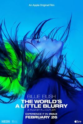 Billie Eilish: Kicsit homályos a világ (2021) online film