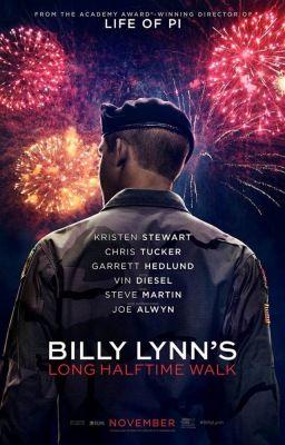 Billy Lynn hosszú, félidei sétája (2016) online film