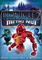 Bionicle 2. - Metru Nui legendája (2004) online film