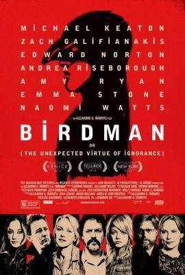 Birdman  (Avagy a mellőzés meglepő ereje) (2014) online film
