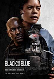 Fekete és kék (2019) online film