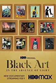 Black Art: A fény hiánya (2021) online film